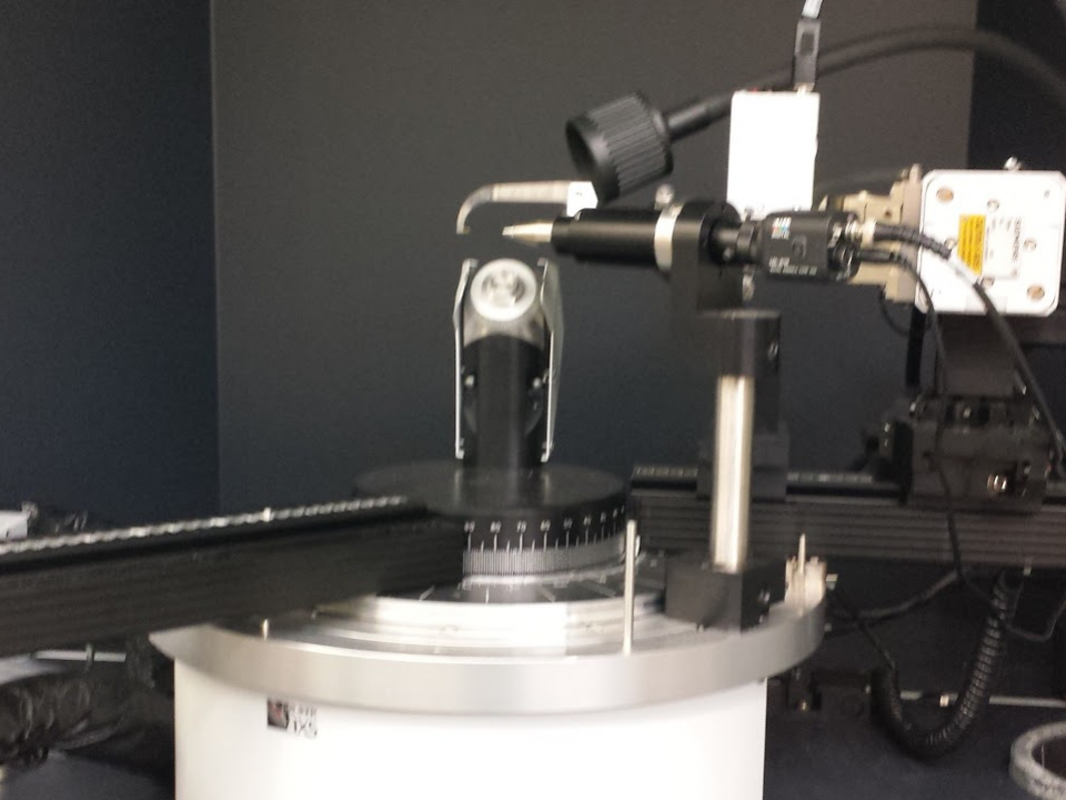 X-Ray Crystallography Lab | Shared Research Support Services