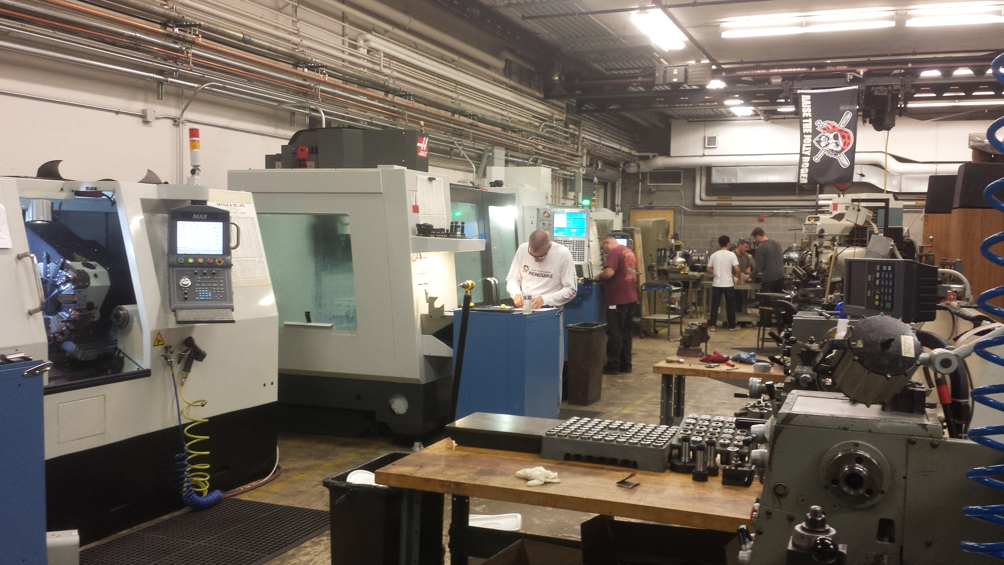 24 hour machine shop